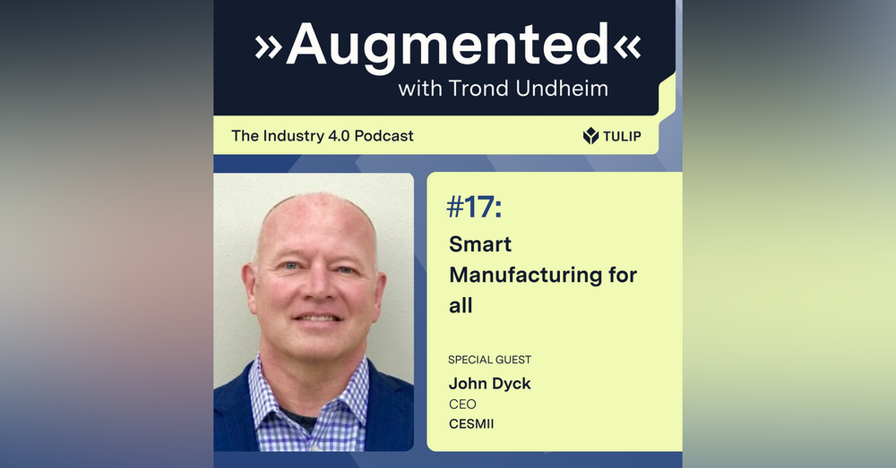 Smart Manufacturing for All