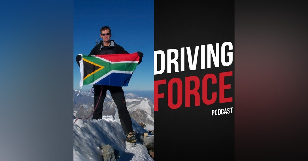 Episode 66: Tony van Marken - Managing Partner of First Ascent Ventures, The Seven Summits Quest, Tech Entrepreneur