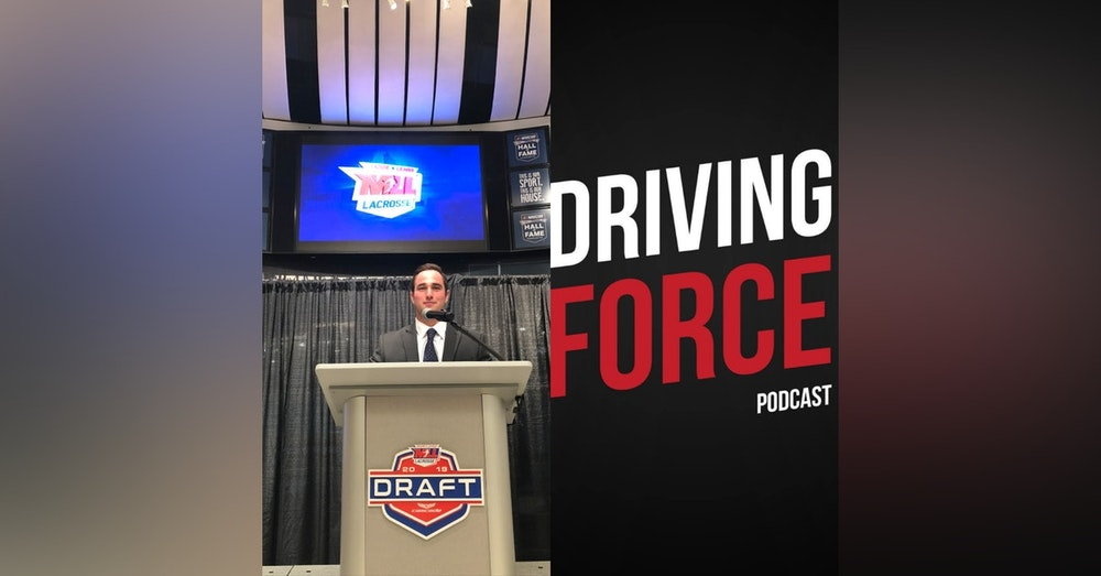 Episode 16: Max Adler - Major League Lacrosse All-Star and Financial Analyst at ESPN
