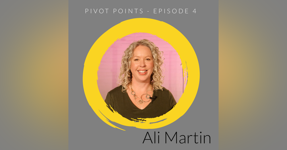 Authenticity in Leadership (with Ali Martin)