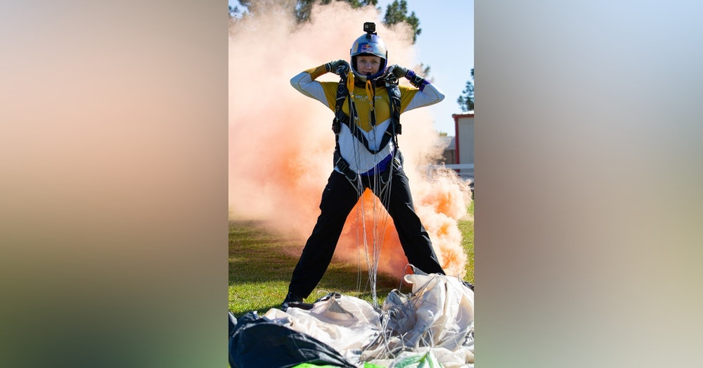 Paving the way for female skydivers: Amy Chmelecki's Natural Born Bucket List Career