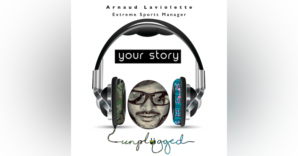 Arnaud Laviolette - Extreme Sports Manager