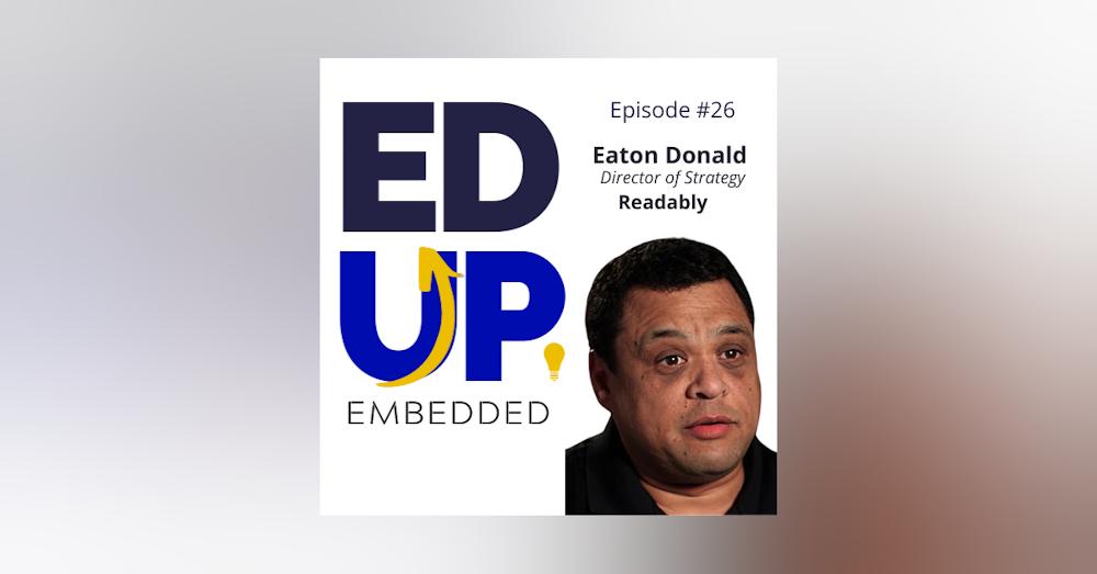 26: Eaton Donald, Investor, CEO, ExactFlat