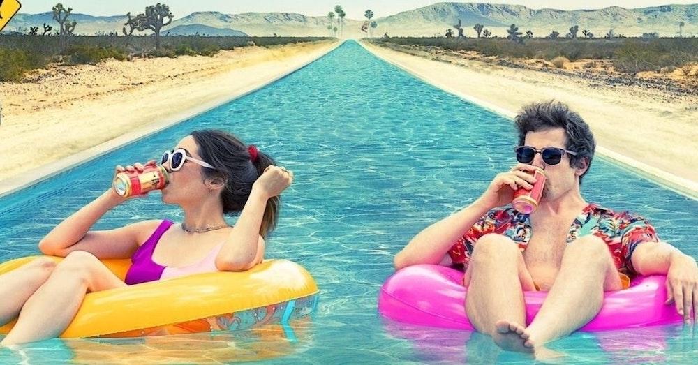 Palm Springs & Adventure Time