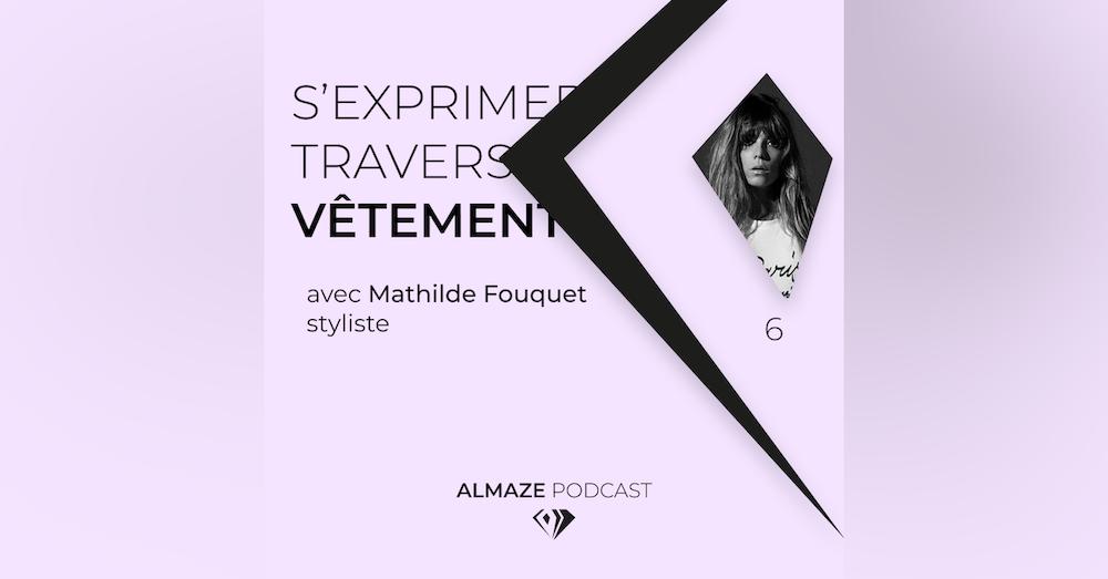 """""""La modest fashion c'est vraiment : qu'est ce qu'on a envie de raconter à travers le vêtement ? Et ce qui s'en dégage"""" - Mathilde Fouquet"""
