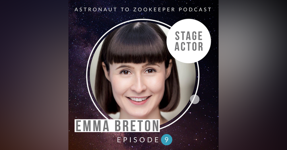Stage Actor - Emma Breton