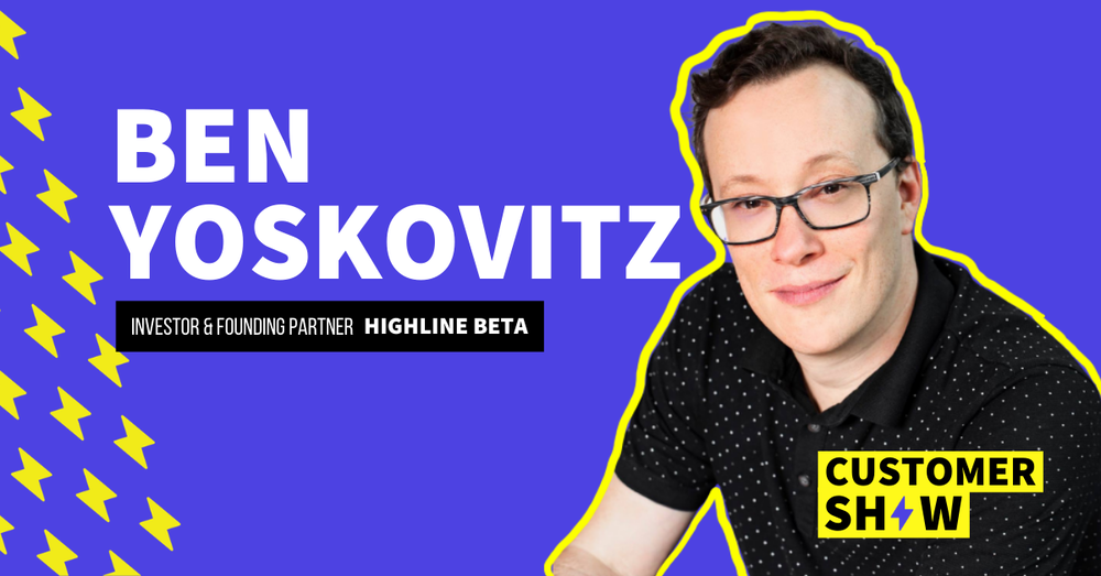 How Big Businesses Can Innovate Like Scrappy Startups with Ben Yoskovitz
