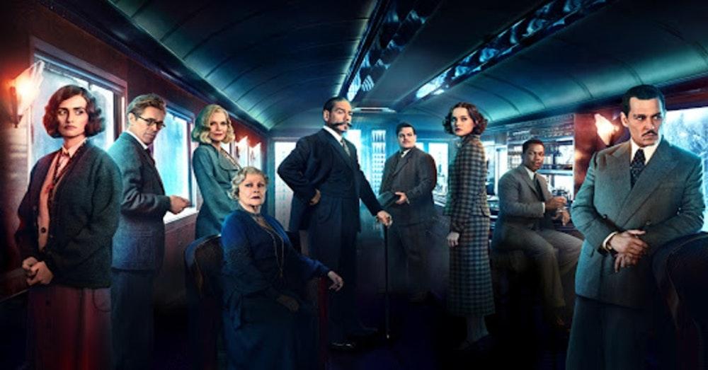 Murder on the Orient Express & Next Door Spy