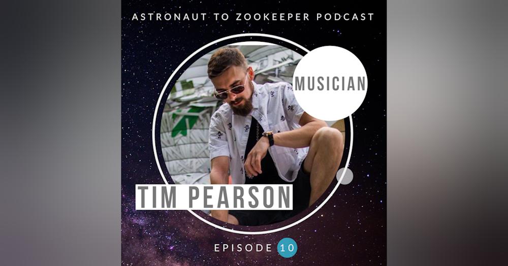 Musician - Tim Pearson