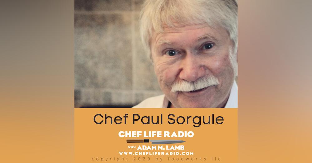 Chef Paul Sorgule