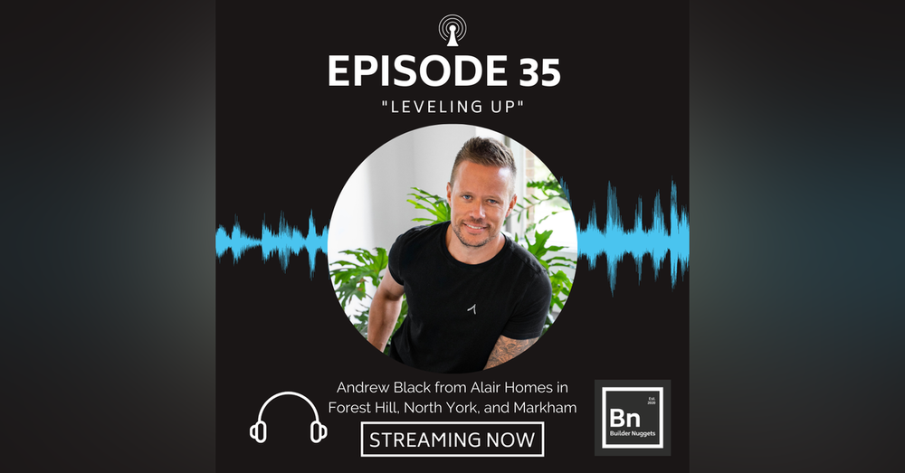 EP 35: Leveling Up
