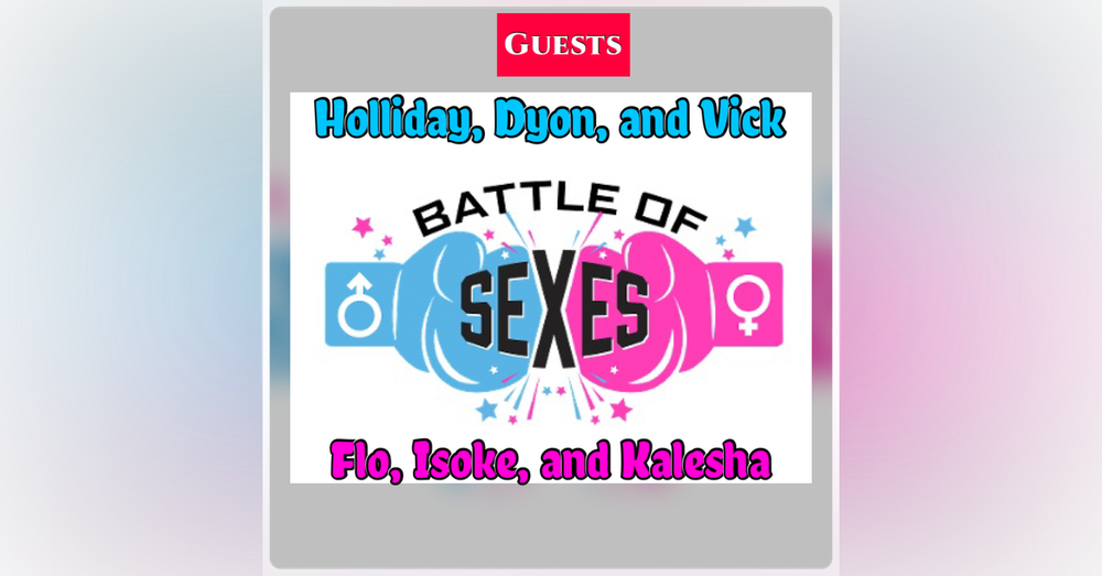 Battle of the Sexes - Men vs Women