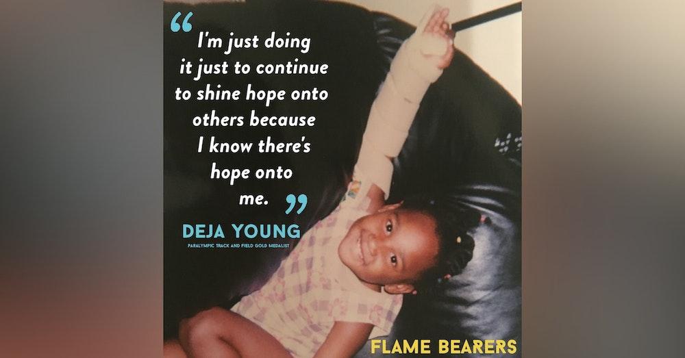 Deja Young (USA): Mental Health & Choosing Life