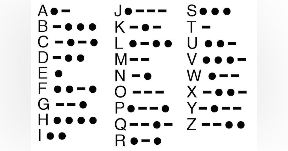 Episode 103: Morse Code Doggy-Style A$$hole