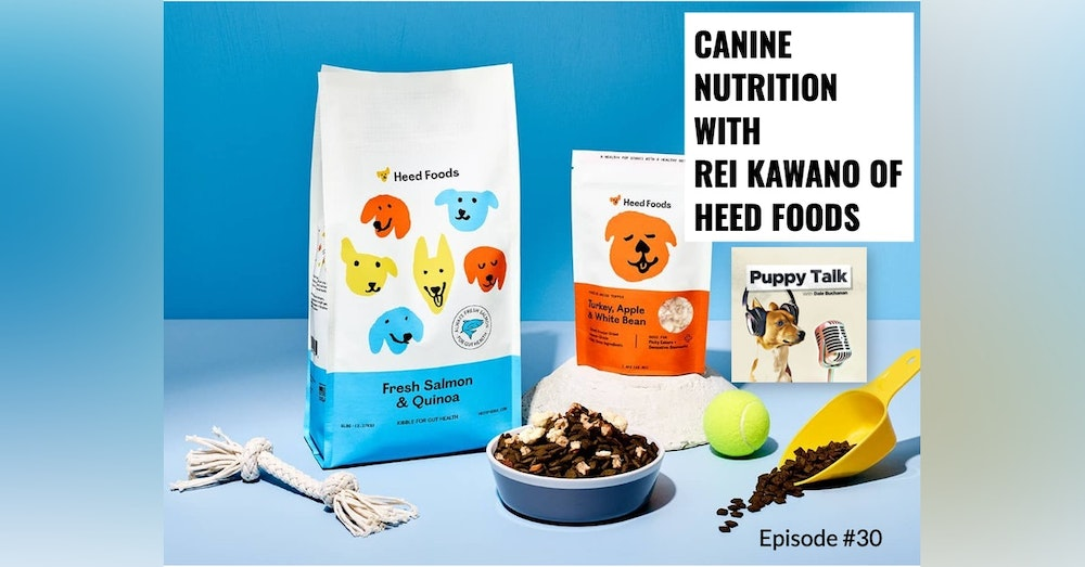 Canine Nutrition with Rei Kawano of Heed Foods