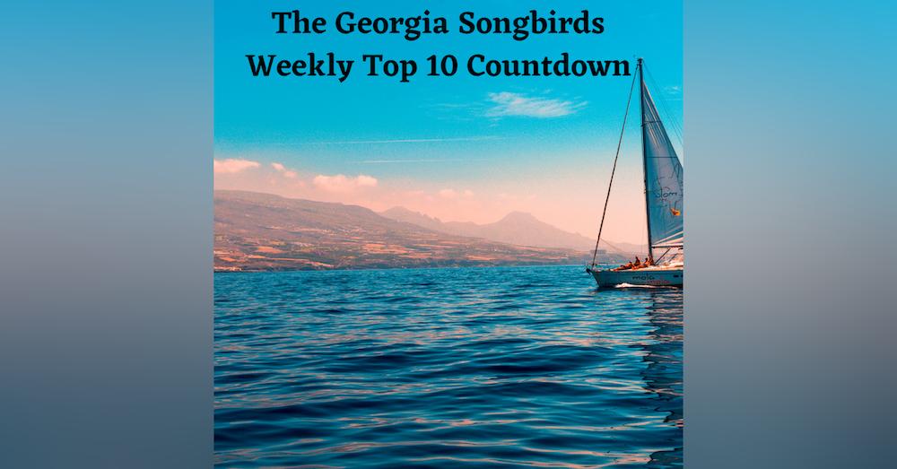 Georgia Songbirds Weekly Top 10 Countdown Week 41