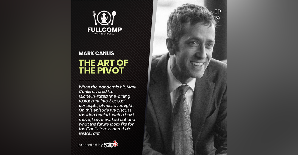 The Art of the Pivot: Mark Canlis, owner/operator of Canlis
