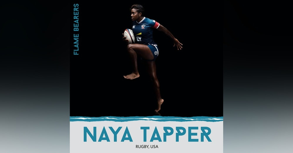 Naya Tapper (USA): Redefining Beauty & Supporting Black Lives Matter