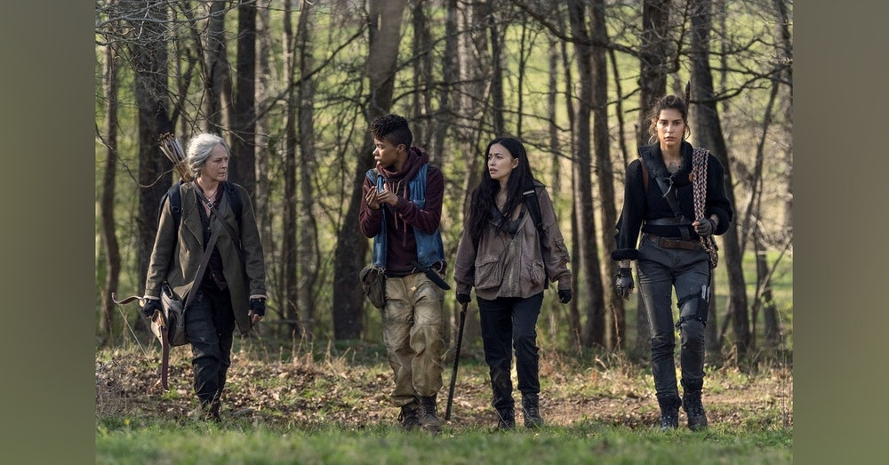 Fandom Hybrid Podcast #106 – The Walking Dead S11E3