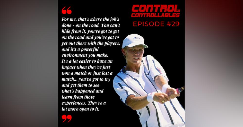Episode 29: James Trotman - Born to Coach!