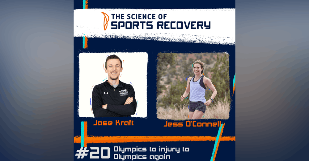 20: Olympics to Injury to Olympics Again with Jess O'Connell