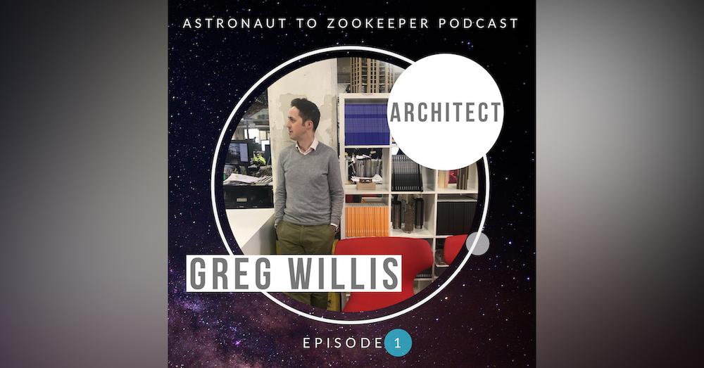Pilot episode - Architect Greg Willis