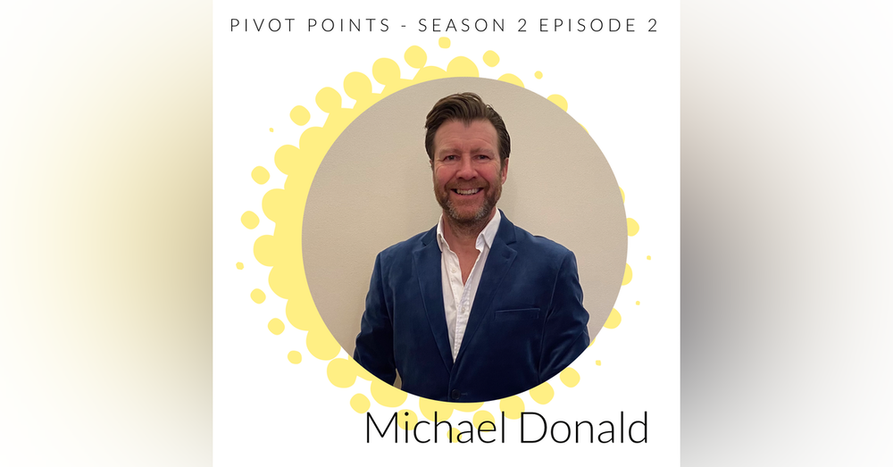 Pivoting into eco-friendly business (With Michael Donald)