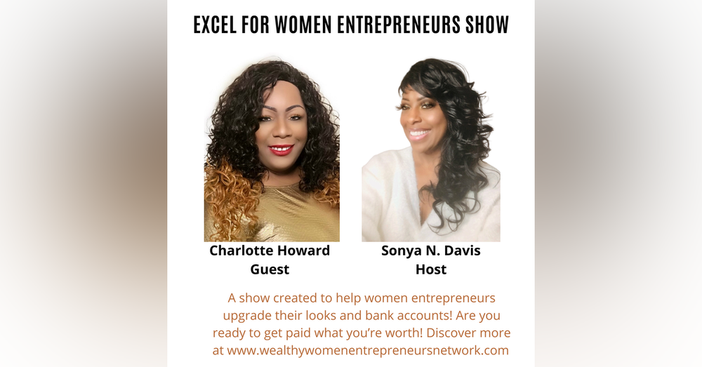 Transitioning From Corporate Employee To Full-Time Entrepreneur As a Woman with Charlotte Howard