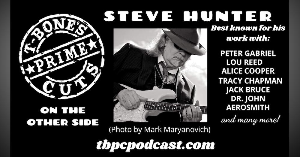Episode #1 - Guitarist Steve Hunter