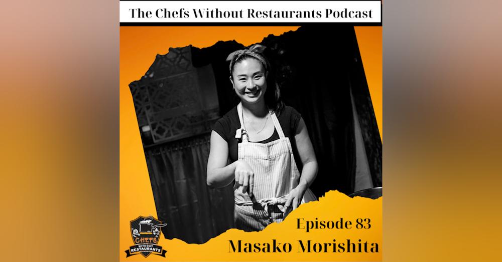 From NFL Cheerleader to Pop-Up Chef - Masako Morishita Brings Japanese Comfort Food to Washington D.C. with Her Pop-Up Restaurant Otabe