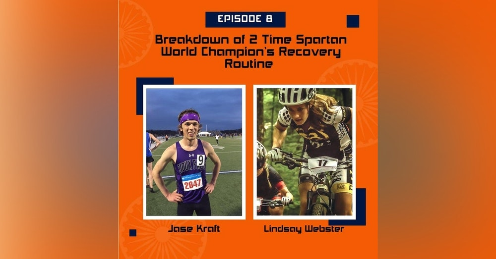A Breakdown of 2-time World Champion's Recovery Routine - Lindsay Webster