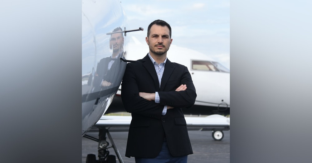 Pilot & CEO Nick Tarascio's path to success using his 'pilot mindset' to grow his private charter flight company