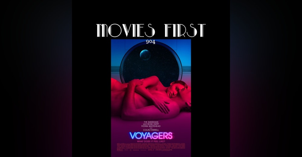 Voyagers (Adventure, Sci-Fi ,Thriller) (the @MoviesFirst review)