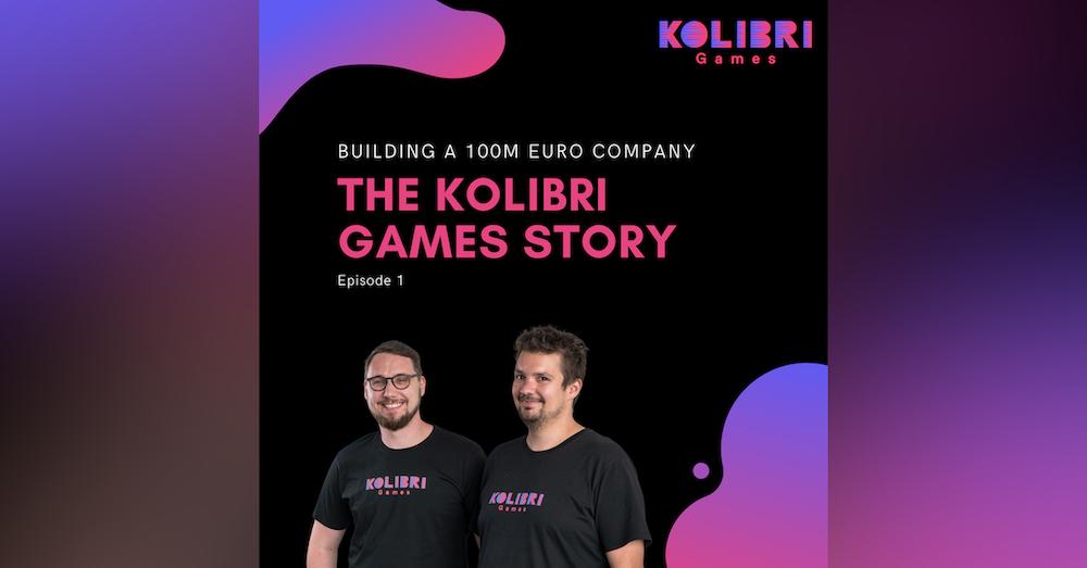 Die Kolibri Games Story - Daniel Stammler, Janosch Sadowski   Gründerstories