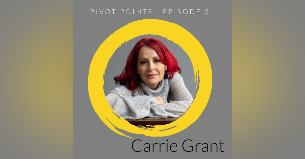 Finding a way through dark times (with Carrie Grant)