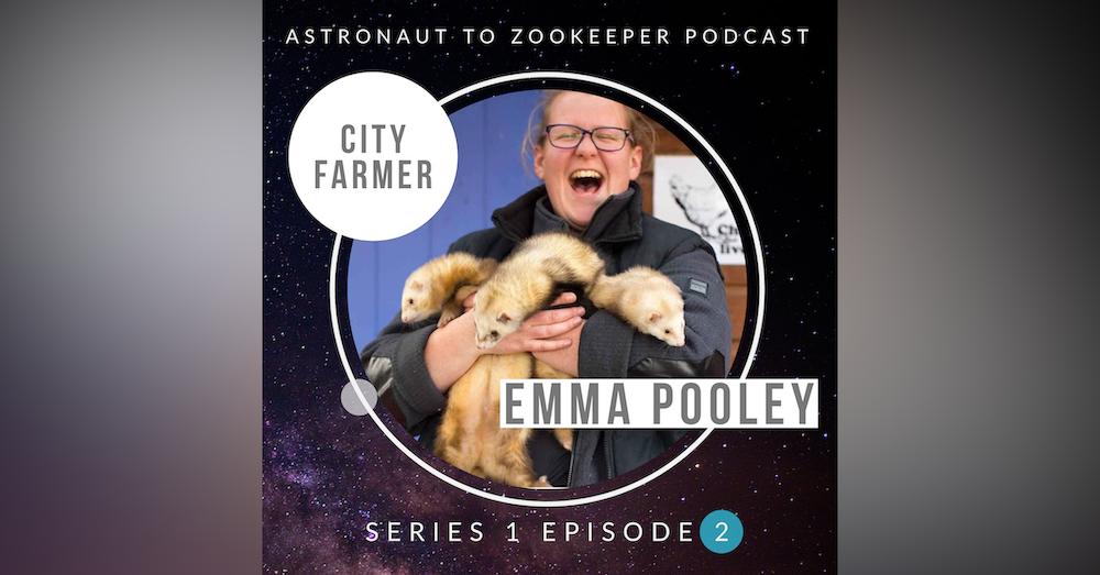 City Farmer - Emma Pooley