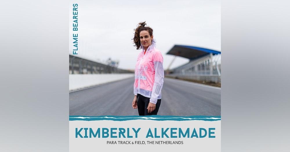 Kimberly Alkemade (Netherlands): Loss, Adventure & Blade Running
