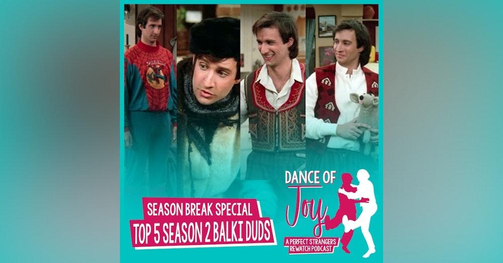 Top 5 Season 2 Balki Duds - Season Break Special
