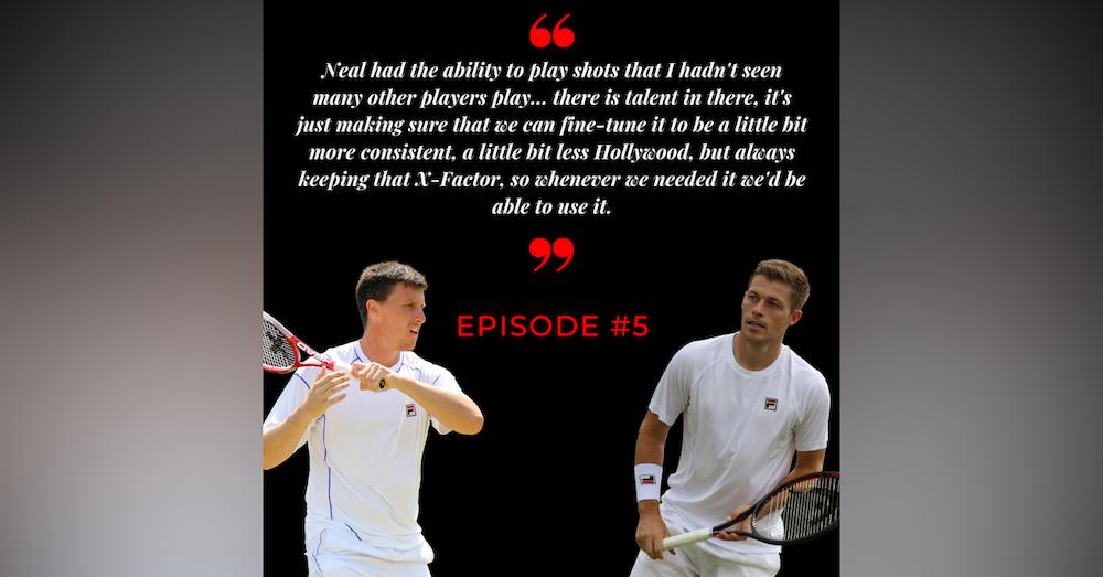 Episode 5: The Skupski Brothers