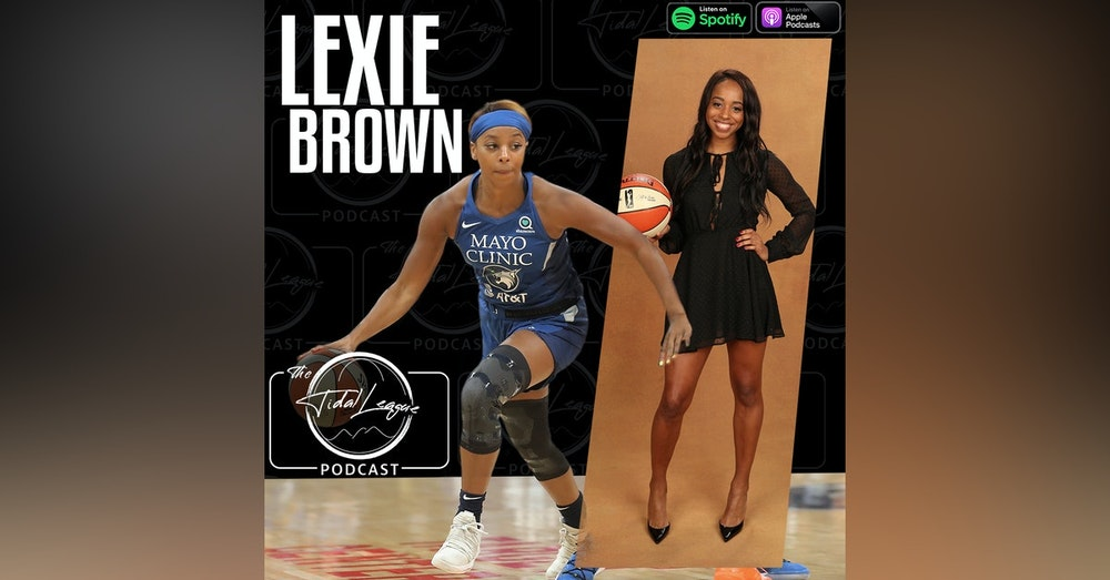 "Lexie Brown | WNBA ""Wu""bble | Kicks & Fits | Minnesota Lynx"