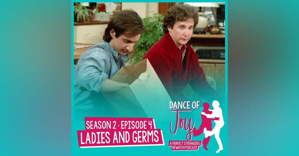 Ladies And Germs - Perfect Strangers Season 2 Episode 4
