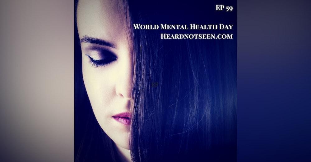 World Mental Health Day - HNS059