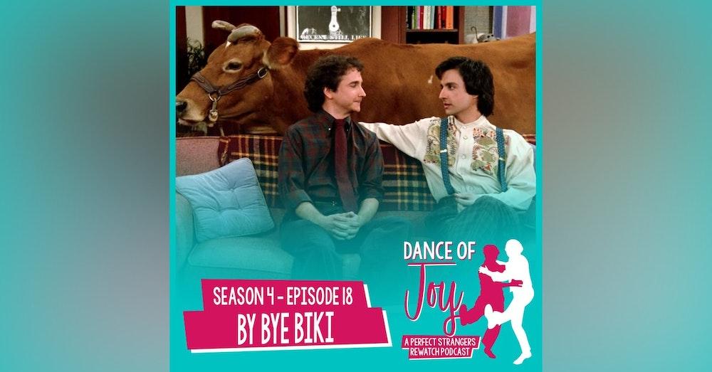 Bye Bye Biki - Perfect Strangers Season 3 Episode 18
