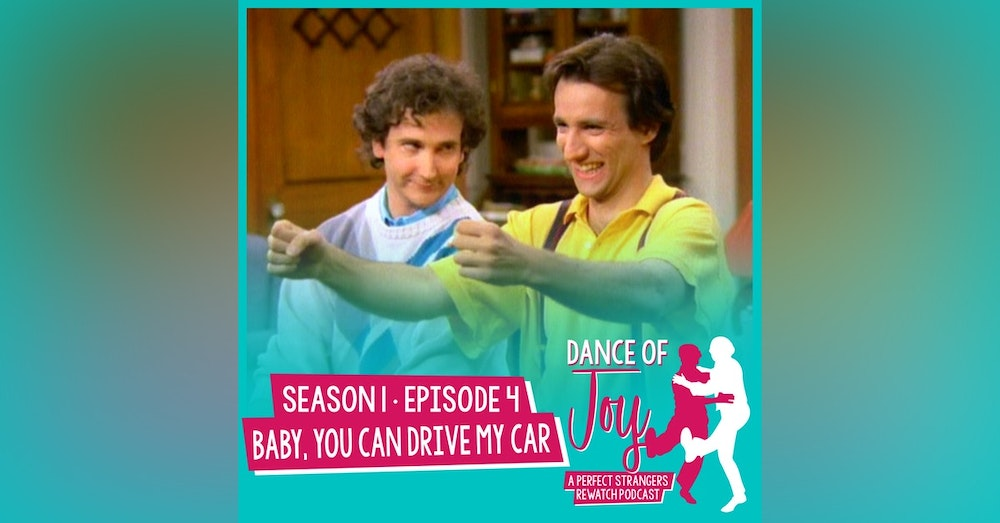 Baby, You Can Drive My Car -  Perfect Strangers Season 1 Episode 4