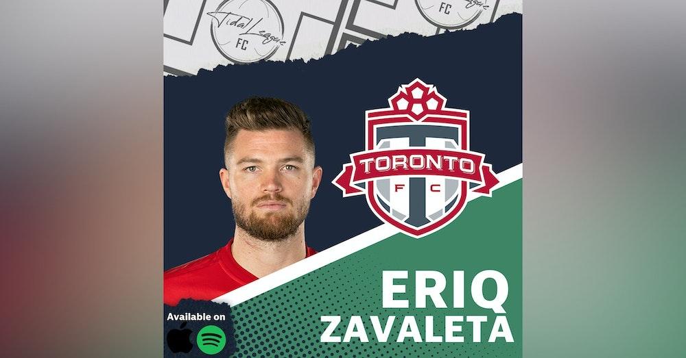 Eriq Zavaleta   MLS Through the Years   US Youth Soccer System   Toronto FC