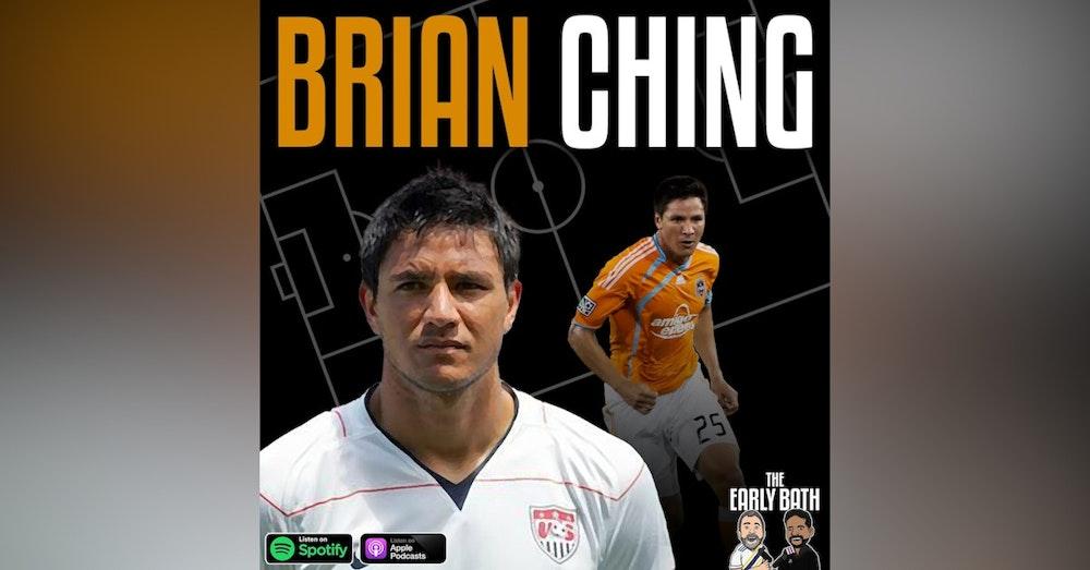 Brian Ching Houston Dynamo FC Legend