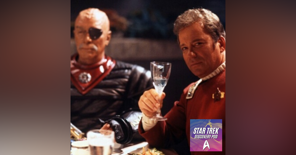 Patreon Preview   Star Trek VI: The Undiscovered Country Review