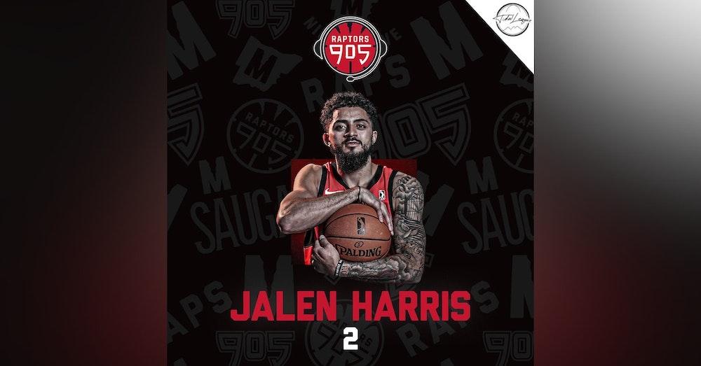 Jalen Harris | COVID Draft | NBA Dreams | the joy of Chicken