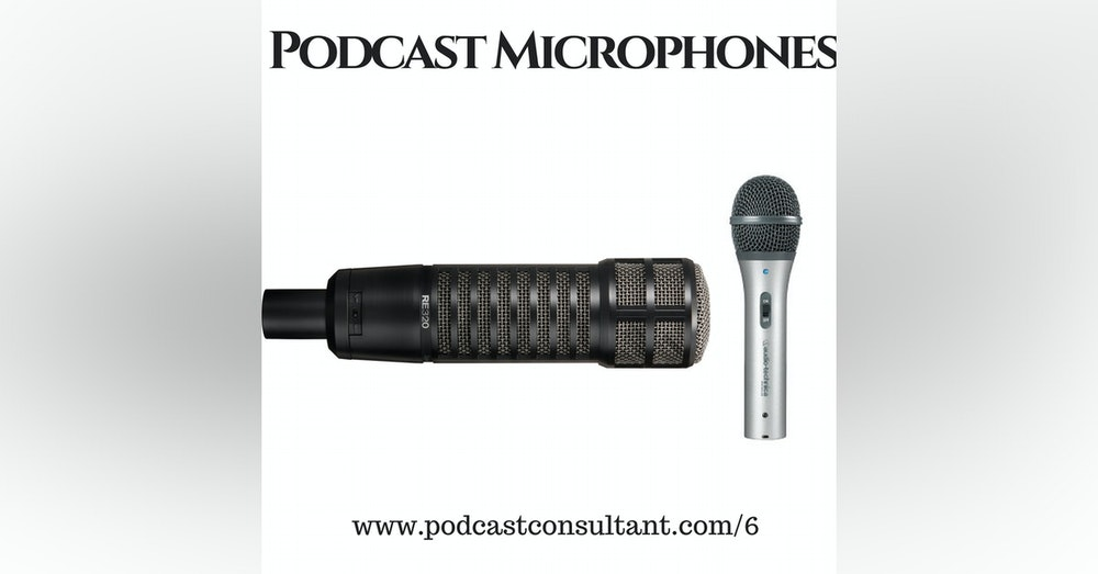 Starter Podcast Microphones
