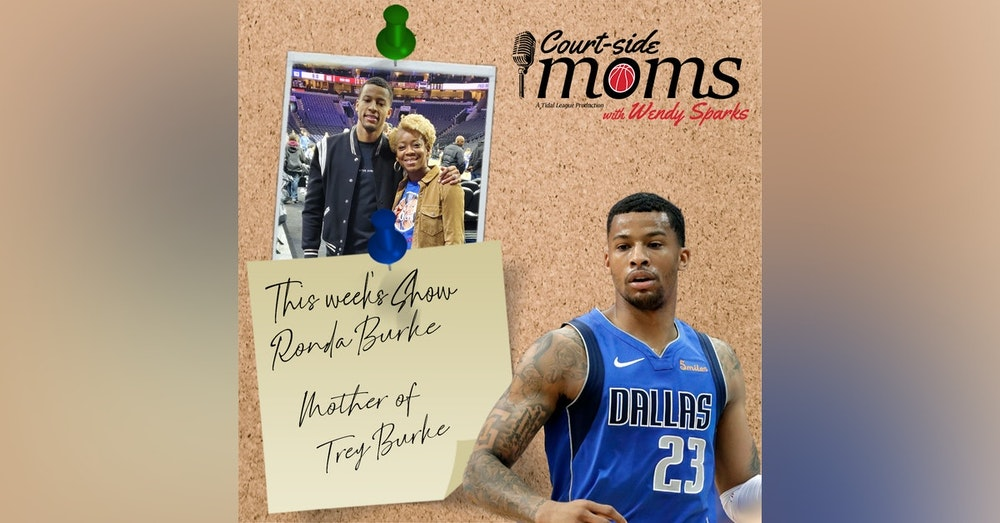 Trey Burke's mom Ronda Burke